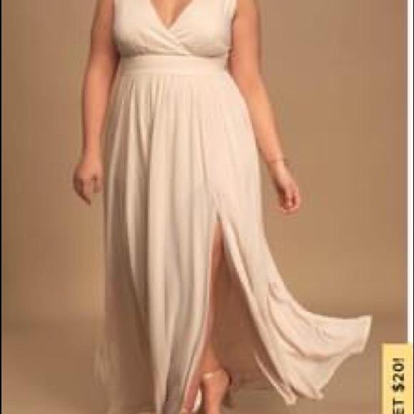 3X Dress Lulus